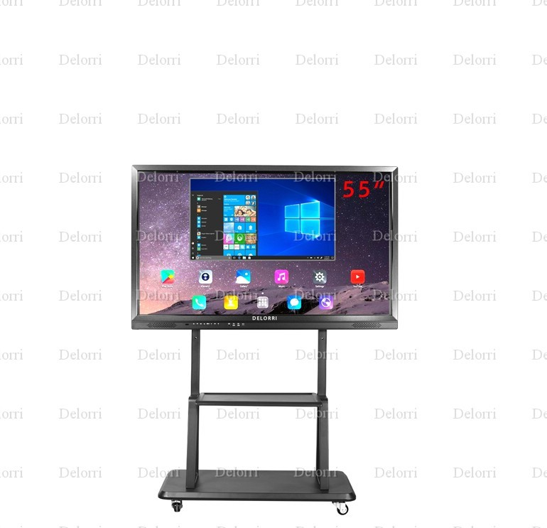 интерактивная панель 55 дюймов