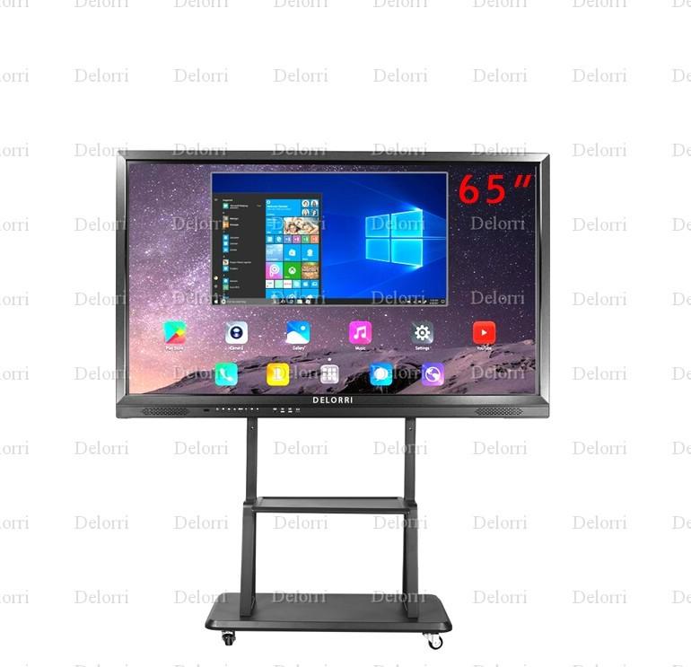 интерактивная панель 65 дюймов