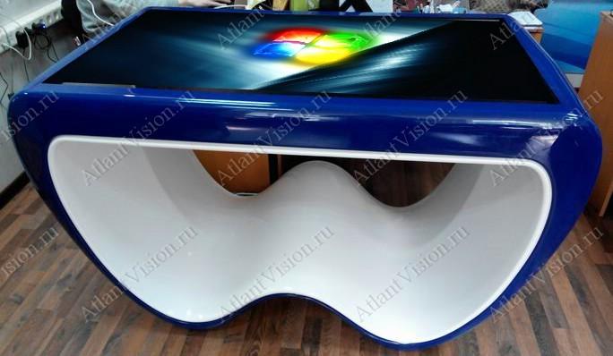 интерактивный стол логотип Windows