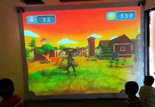 интерактивная игра для детей