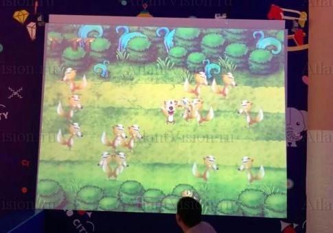 интерактивная игра для детей 3