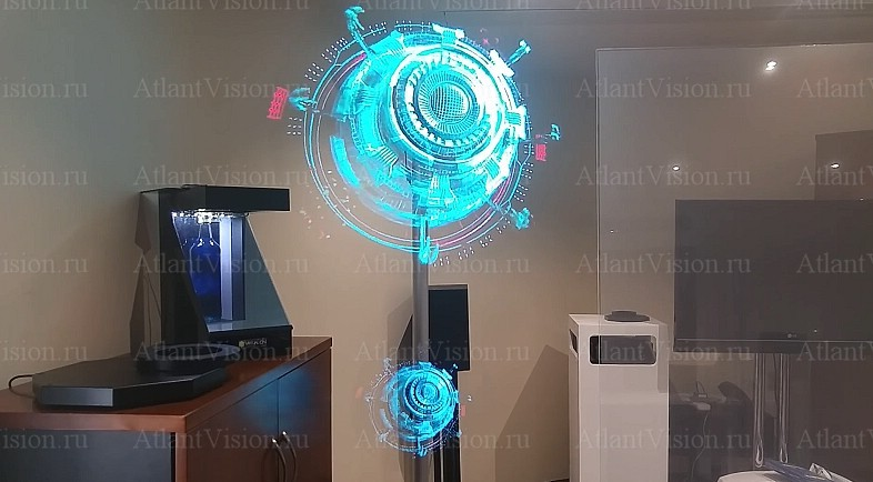 голографический вентилятор AtlantVision