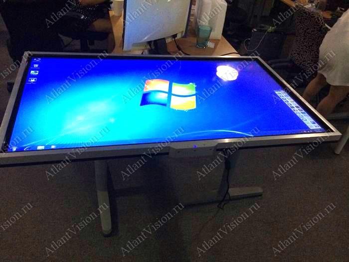 интерактивный пол логотип Windows 2