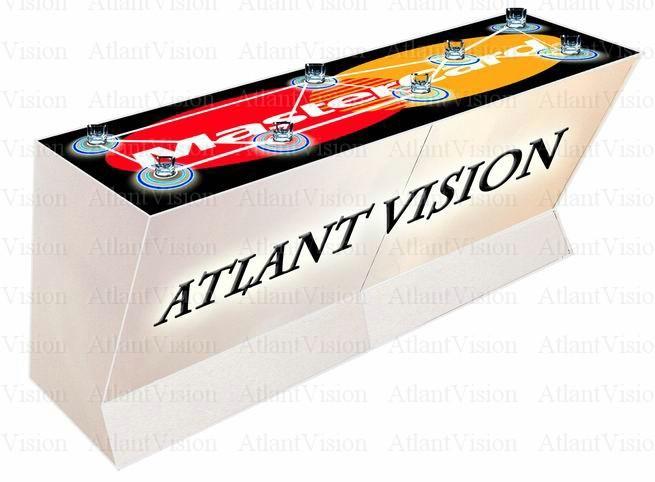 интерактивная барная стойка iBar Atlantvision