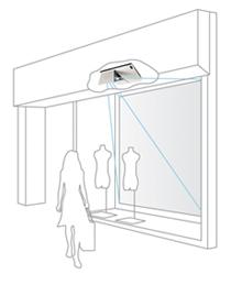проекционное окно фото