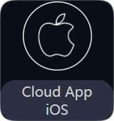 программное обеспечение DSEE по управлению голографическим вентиллятором на Cloud iOS