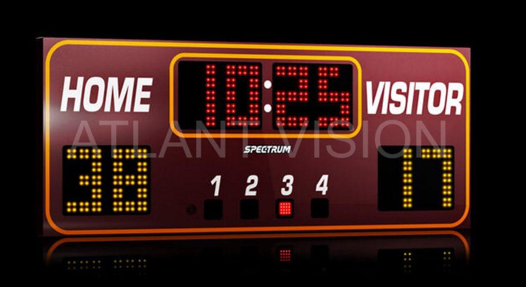 Спортивное табло 2 фото